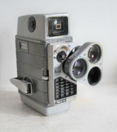 8mm filmcamera - Bell & Howell Autoset Turret