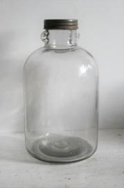 One Gallon - Glazen voorraad fles