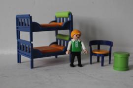 Playmobil - Kinderkamer met stapelbed