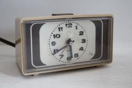 Vintage elektrische Hema wekker