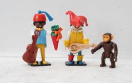Playmobil Circus - Vintage clowns met aapje