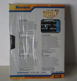 Konami - Monkey Academy voor de MSX
