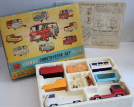 Corgi Toys 1/43 Constructor Set GS-24 - Compleet met ovp en beschrijving