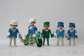 Playmobil politie - vintage setje agenten