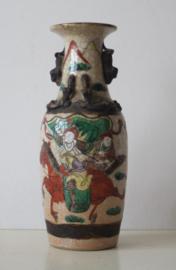 Nanking vaas - China - laat 19e/vroeg 20e eeuw