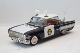 Ichiko - Blikken Chevrolet Impala Police/Politie - Japan jaren '60