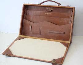 Antiek attaché koffertje - Homa Verenigd Koninkrijk ca 1940