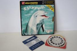 Viewmaster sets - The A-Team, Flipper, Suske en Wiske