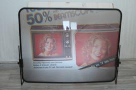 Beamscope Beeldscherm vergroter voor vintage tv's
