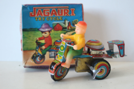 Blikken driewieler - Jaguar I - Oost Europees