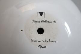 Vienna Collection - Heide Warlamis Gezicht kunstvoorwerp 19/100
