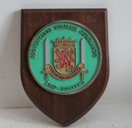 Wapenschild Pov. Militair Commando - Zuid-Holland