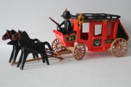 Playmobil postkoets 7428