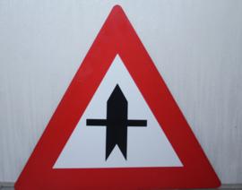 Kunststof verkeersbord - voorrangsweg