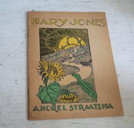 A, Norel Straatsma - Mary Jones(het meisje dat verlangde)