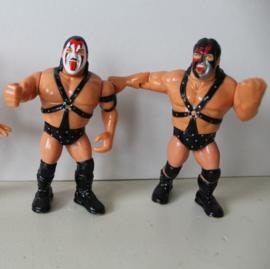 WWE  Demolition Smash en Crush - Hasbro 1990/91
