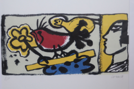 Corneille - Vrouw en Vogels