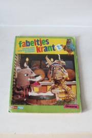 Album Fabeltjeskrant deel 2 - Avro Televizier 1986