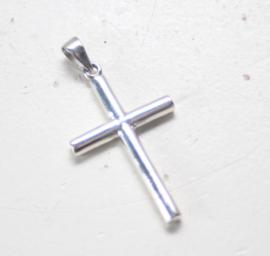 Zilveren crucifix hanger 925/1000