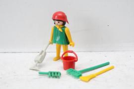 Playmobil 3574 - Vakwerkhuisvrouw