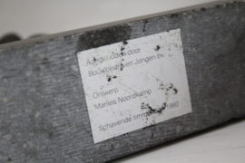 Marlies Noordkamp - Schavende Timmerman - Brons