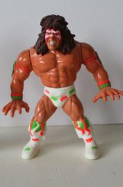 WWE The Ultimate Warrior versie 2 - Hasbro 1991