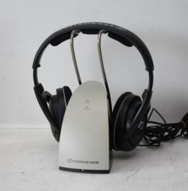 Sennheiser TR120 Draadloze on-ear koptelefoon - Zwart