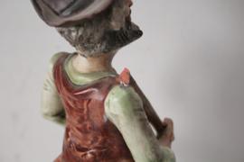 Capodimonte beeld 101 - Zwerver