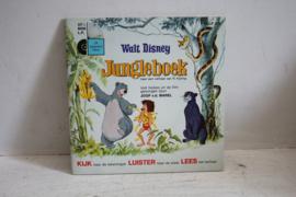 Walt Disney - Jungleboek - Boekje en Mini L.P.