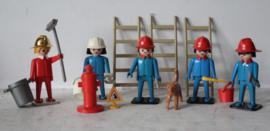 Playmobil Brandweer - vintage setje