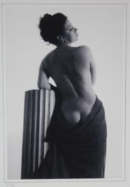 Corneille - piezo fotografie - naakt