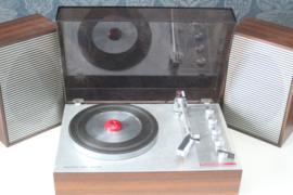 Telefunken Musikus 108V Stereo platenspeler, ca 1971