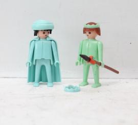 Playmobil Pastel - jaren '70