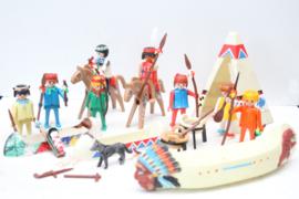 Playmobil Western - Leuke partij Indianen