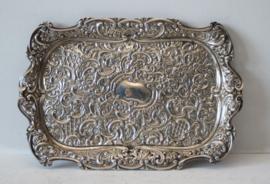 1898 British Silver dish/zilveren schaal - William Harris