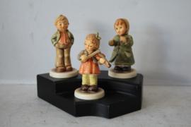 3 delig Goebel Hummel orkest in originele doos #2