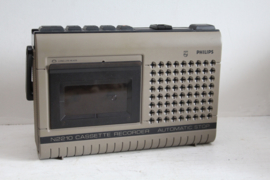 Cassette speler/recorder - Philips N2210/77