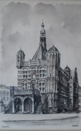 Bob Brobbel - Litho van Deventer