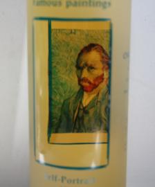 Fles witte wijn, van Gogh