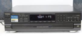 Technics SL-PD7A, 5 cd wisselaar