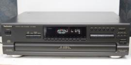 Technics SL-PD688, 5 cd wisselaar