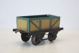 Spoor 0 - Goederen wagon - Bing Duitsland, ca 1930