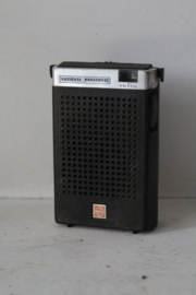 Vintage National Panasonic transistor radio (Mw)