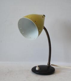 H.Busquet voor Hala vintage bureaulampje