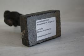 Marlies Noordkamp - Steigerbouwer - Brons