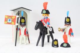 Playmobil Redcoats met wachthuisje