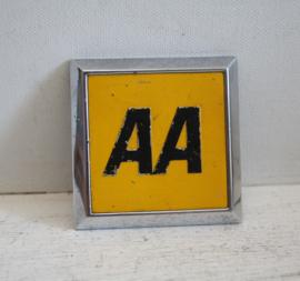 Automobilia: Embleem / Car Badge Verenigd Koninkrijk - AA