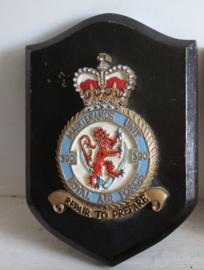 Wapenschild RAF Maintenance Unit 390