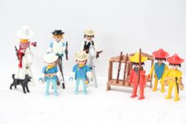 Playmobil Western - Buffalo Bill, Cowboys en Boeven