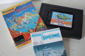 Konami - Super Cobra voor de MSX